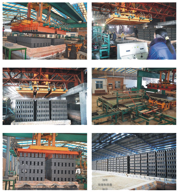 0.1-0.2 Million Clay Brick Production Line